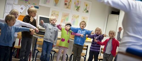 Sang, bevægelse og læring får flot modtagelse