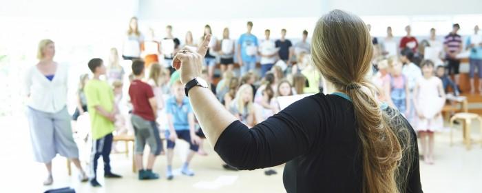 Sang, bevægelse og læring