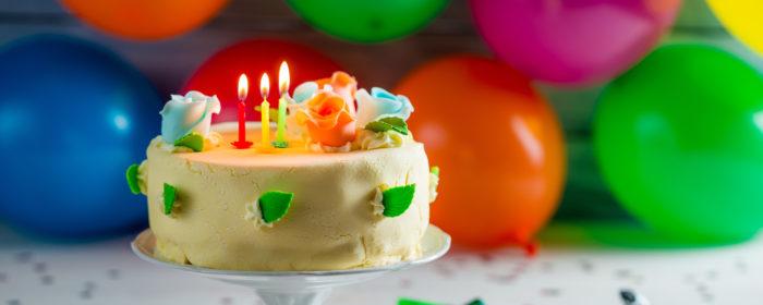 Fødselsdag, fundament og 40 millioner til sang