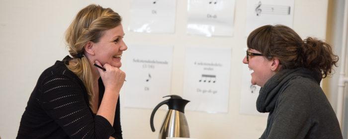 Spirende sang- og musikvejledere giver flot feedback til uddannelsen