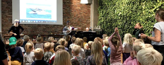 'Små Synger Sammen' er fællesskab i stor stil