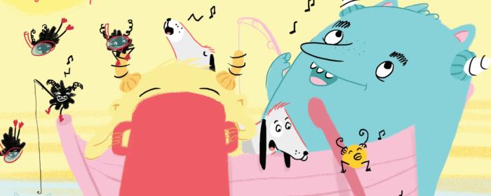 Små Synger Sammen – en national sangdag for alle førskolebørn i Danmark