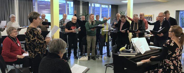 Korprojekt på Fyn går rent ind hos personer med Parkinson