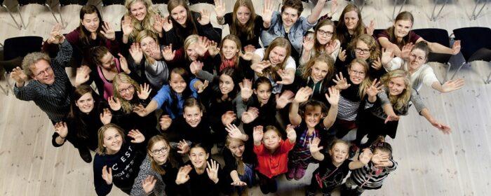 Ny kampagne: Sang samler Danmark