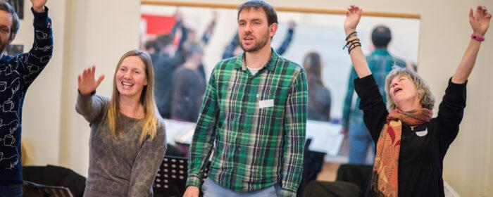 Sang, bevægelse og læring får stor anbefaling med på vejen fra musiklærere