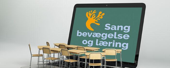 Opstart af kurset i Sang, bevægelse og læring – denne gang starter vi online