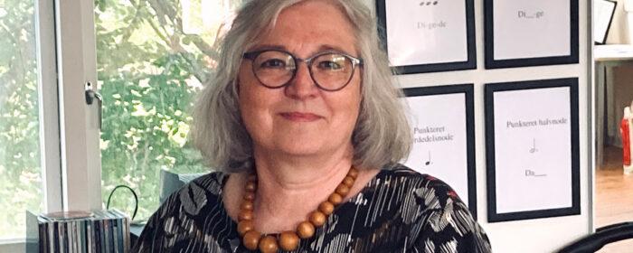 Edna Rasmussen: Sangens Hus' skal være telefonnummeret til sang i Danmark
